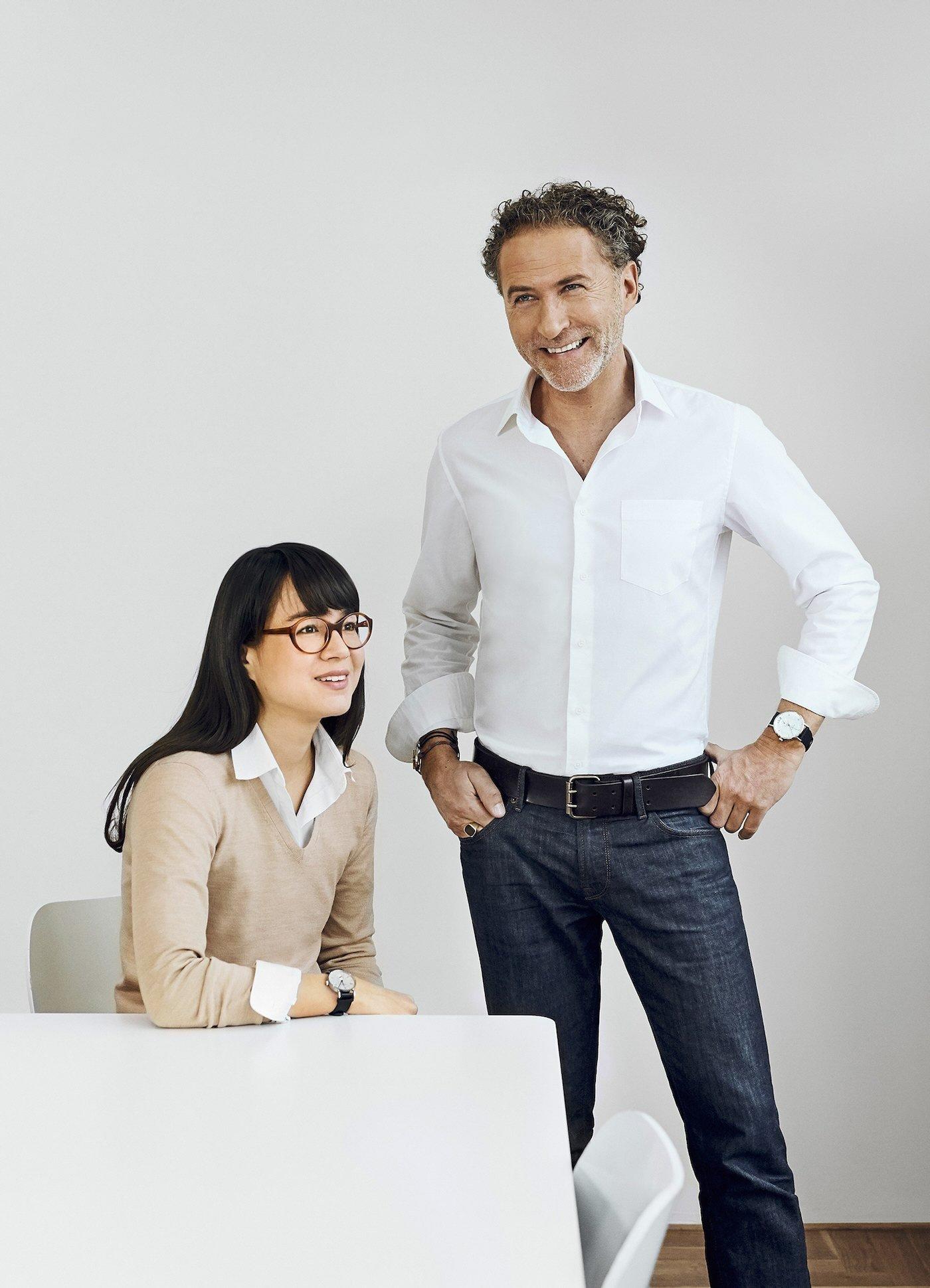 NOMOS выпускает три новых лимитированных серии часов Autobahn Director's Cut с яркими цветовыми решениями