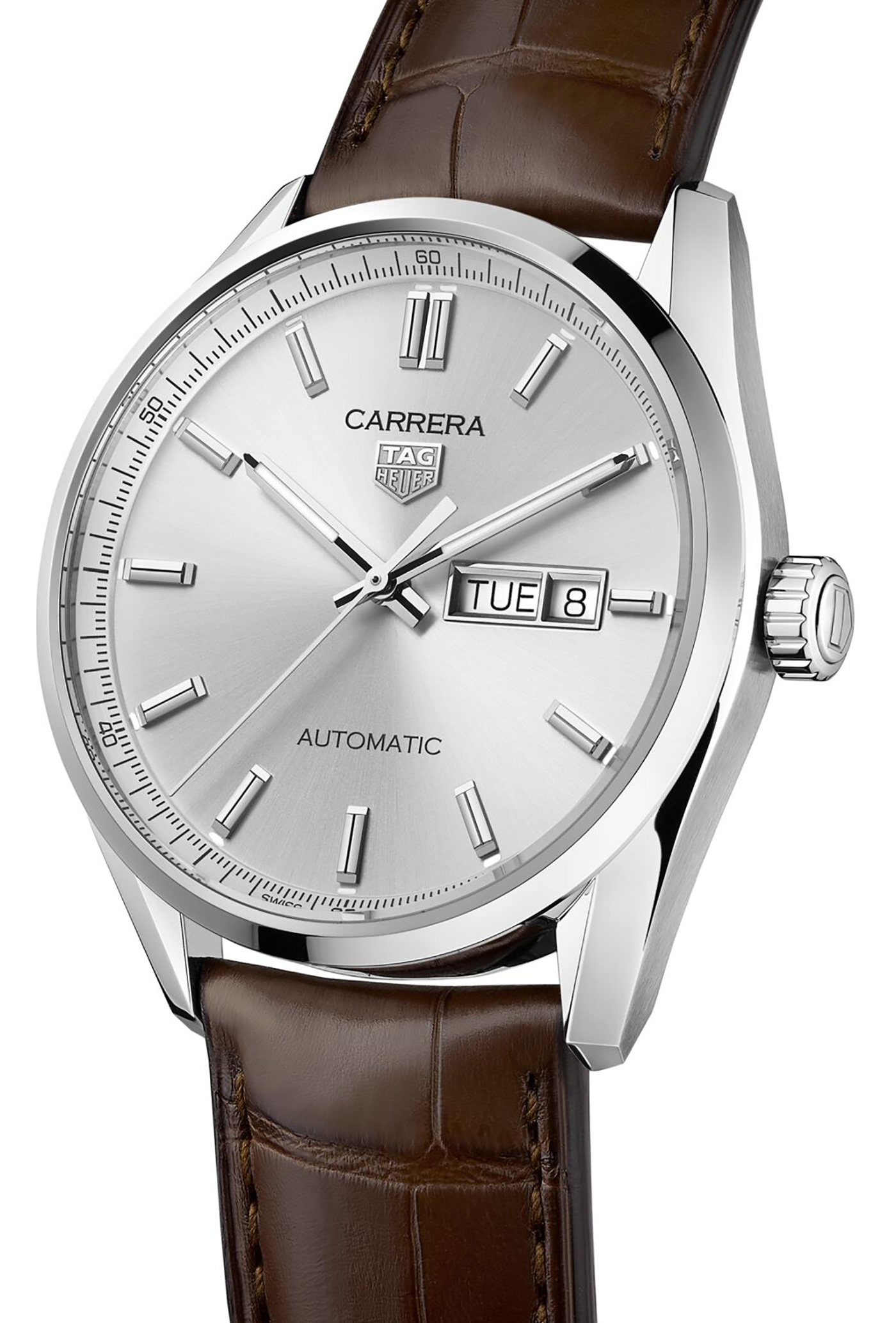 TAG Heuer представляет обновленную коллекцию часов Carrera