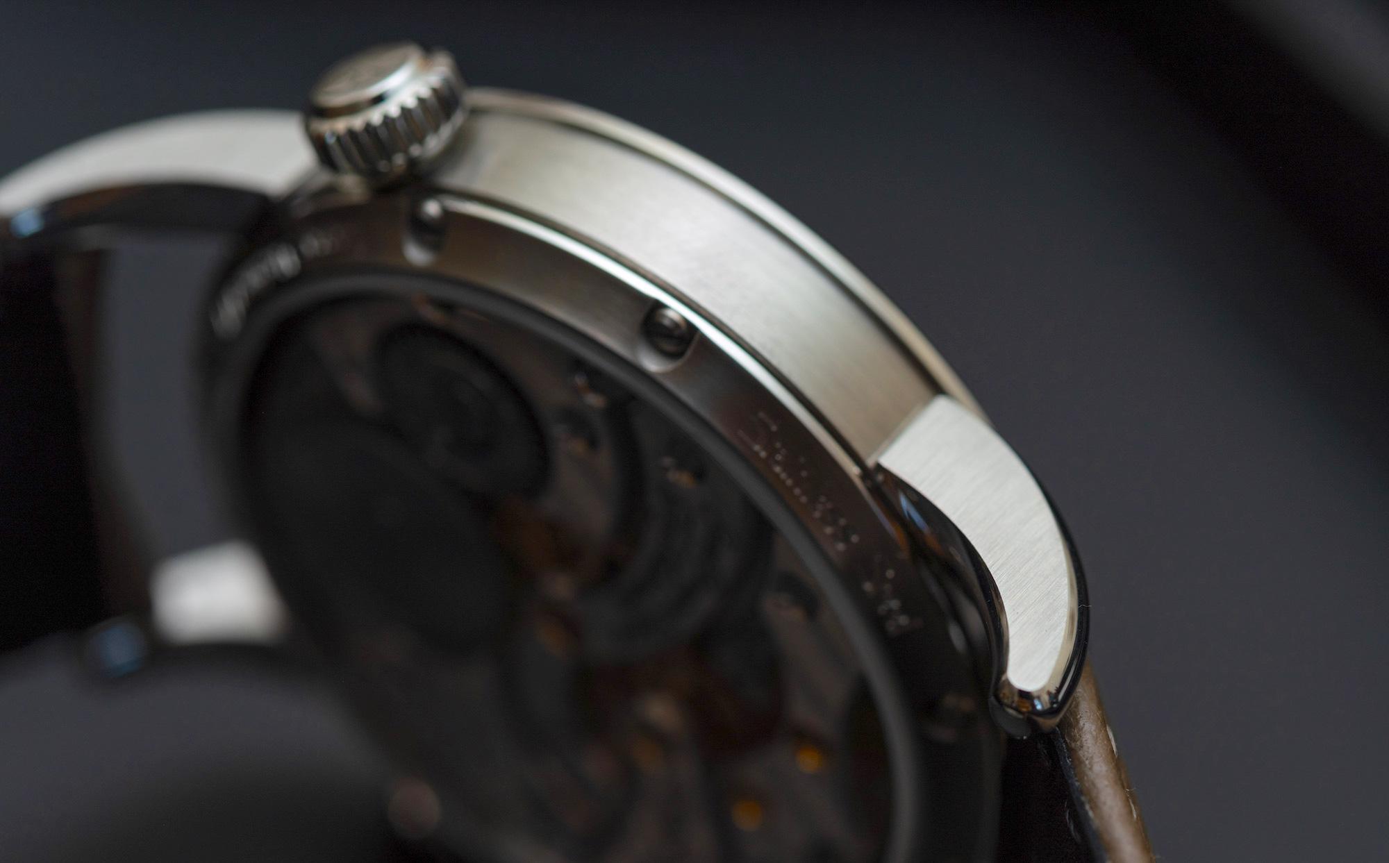 "Уникальные часы MB&F LM1 ""Longhorn"" Prototype"
